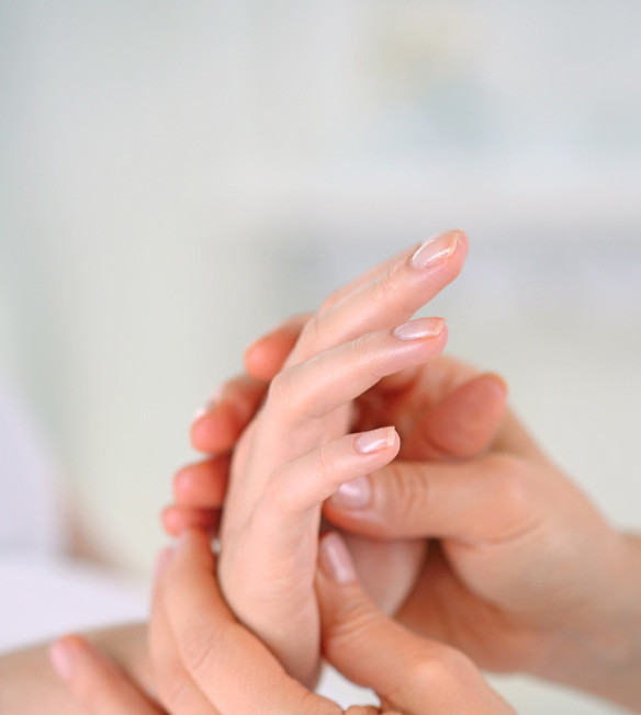 Anti ageing hand treatment