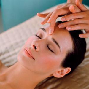 Deep relax face massage Greenwich