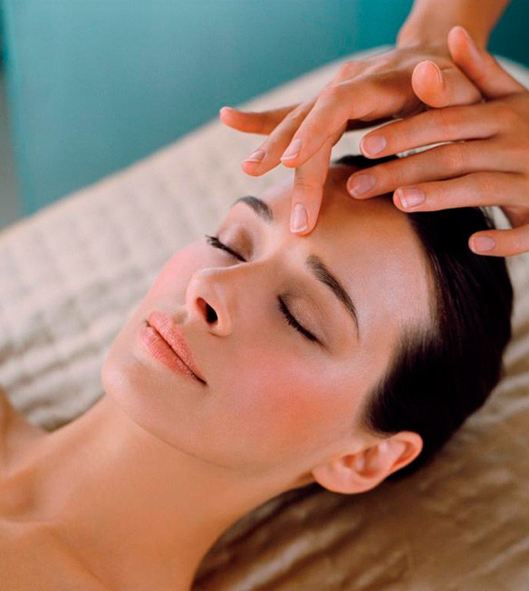 Deep relax face massage Greenwich