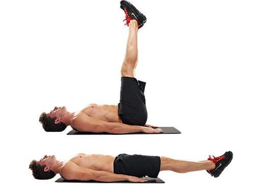 lower abs exercises at Meridian-fitness gym in Greenwich