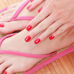 Gel-Manicure-And-Pedicure-Package